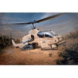 Модель вертолета AH-1W SUPERCOBRA (1:48)