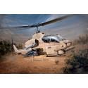 ITALERI 0833 Сборная модель вертолета AH-1W SUPERCOBRA (1:48)