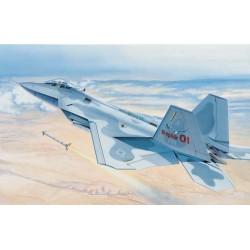 """Модель самолета F-22 """"Раптор"""" (1:48)"""