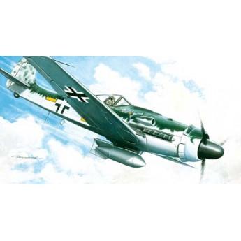 Модель самолета FW 190 D-9 (1:72)