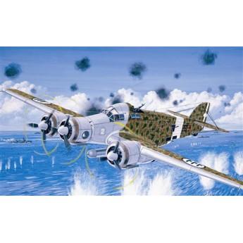 Модель самолета S.79 Sparviero (1:72)