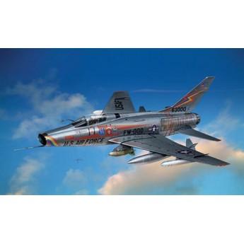 ITALERI 1299 Сборная модель самолета F-100 D Super Sabre (1:72)