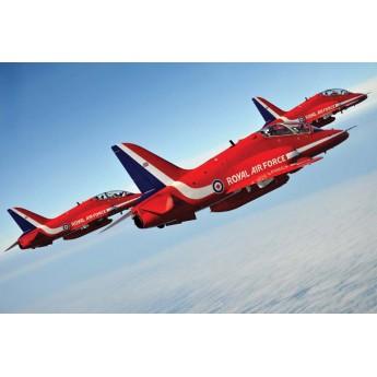 "Модель самолета HAWK T1A ""RED ARROWS"" (1:72)"