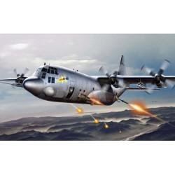 Модель самолета AC-130H SPECTRE (1:72)