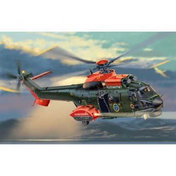 Модель вертолета AS.532 COUGAR (1:72)