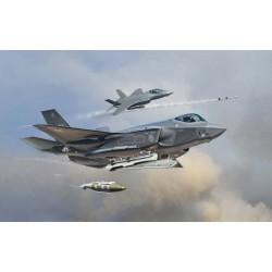 Модель самолета F-35A LIGHTNING II (1:72)