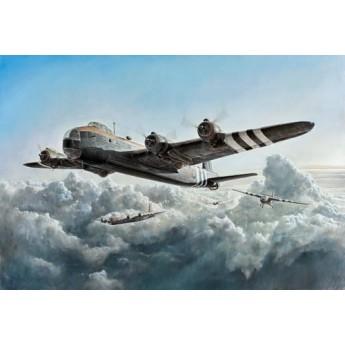 Модель самолета Stirling Mk.IV Glider-Tug (1:72)