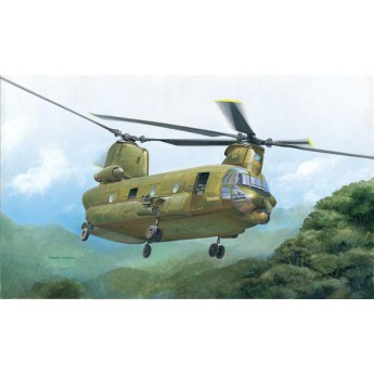 Модель вертолета ACH-47E ARMED CHINOOK (1:48)