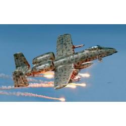 Модель самолета A-10A JAWS (1:48)