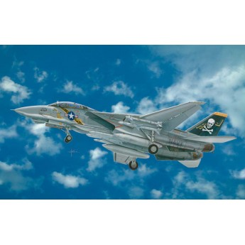 Модель самолета F-14A TOMCAT (1:48)