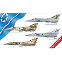ITALERI 2688 Сборная модель самолета Kfir C1/C2 (1:48)