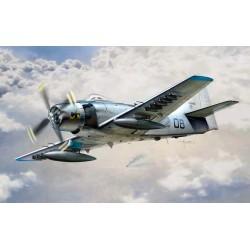 Модель самолета AD-4 SKYRAIDER (1:48)