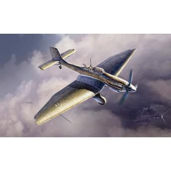 Модель самолета JU 87 D-5 STUKA (1:48)