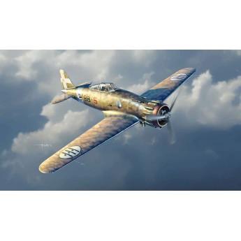 Модель самолета MC.200 SAETTA 2a SERIE (1:48)