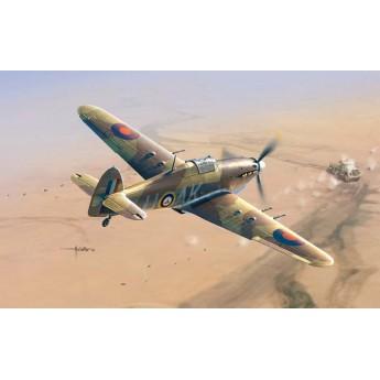 Модель самолета HURRICANE Mk.II c (1:48)