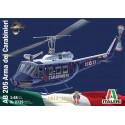 ITALERI 2739 Сборная модель вертолета AB 205 CARABINIERI (1:48)