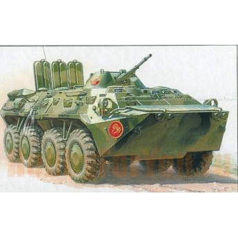 Модель советского БТР-80 (1:35)
