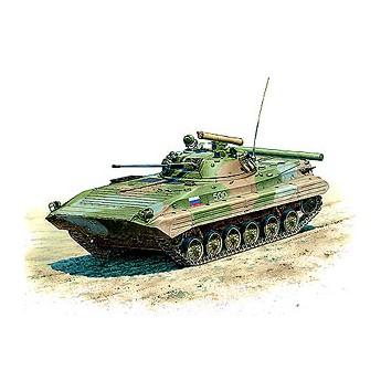 Модель советской БМП-2 (1:35)