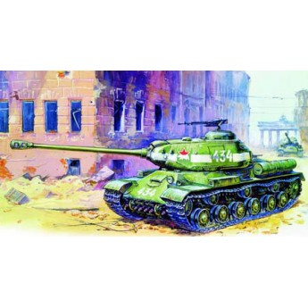 Модель танка Ис-2 (1:35)