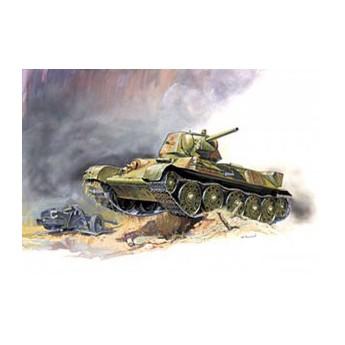 Модель танка Т-34/76 (1:35)