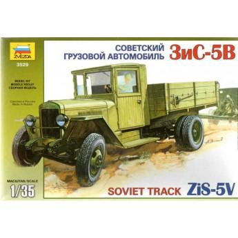Модель грузовика ЗиС-5 (1:35)