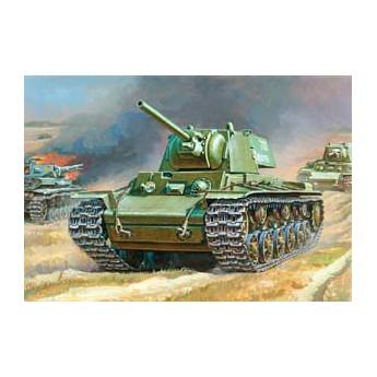Модель танка КВ-1 (1:35)