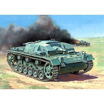 Модель танка Штурмгешутц III (1:35)