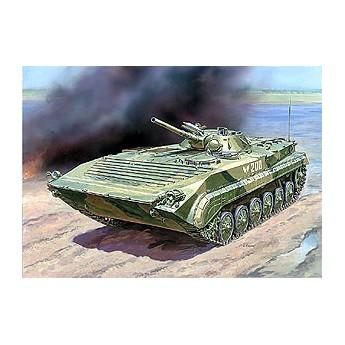 Модель бронетехники БМП-1 (1:35)