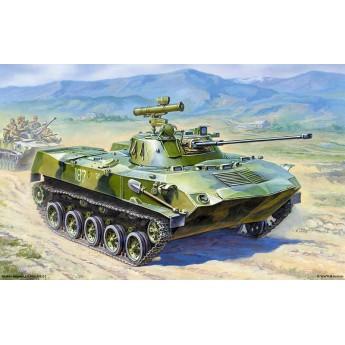 Модель российской БМД-2 (1:35)