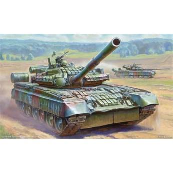 Модель танка Т-80БВ (1:35)