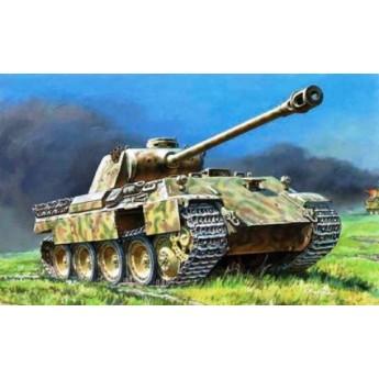 """Модель танка """"Пантера"""" (1:35)"""