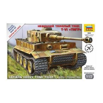 "Модель танка Т-VI ""Тигр"" (1:72)"