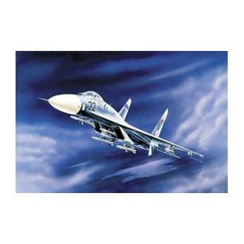 Модель самолета Су-27 (1:72)