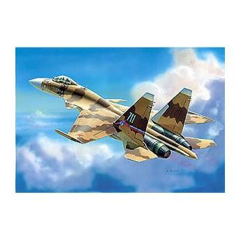 Модель самолета Су-37 (1:72)