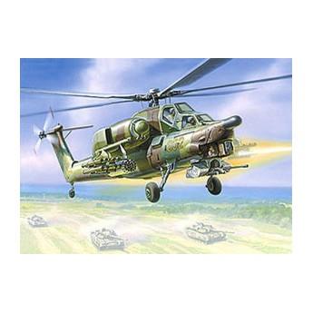 Модель вертолета Ми-28 (1:72)