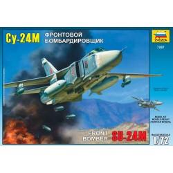 Звезда 7267 Модель самолета Су-24М (1:72)