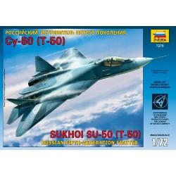 Звезда 7275 Модель самолета Су-50 (Т-50) (1:72)