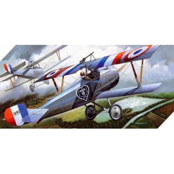 Academy 12110 Сборная модель самолета NIEUPORT (1:32)