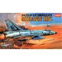 Academy 12247 Сборная модель самолета MIRAGE III-C FIGHTER (1:48)