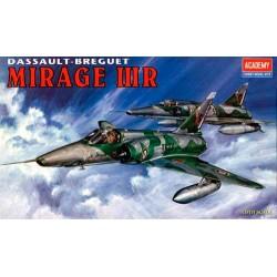 Модель самолета MIRAGE IIIR (1:48)