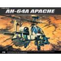 Academy 12262 Сборная модель вертолета AH-64A (1:48)