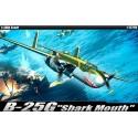 "Academy 12290 Сборная модель самолета B-25G ""Shark Mouth"" (1:48)"