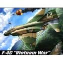 """Academy 12294 Сборная модель самолета USAAF F-4C """"Vietnamese War"""" (1:48)"""