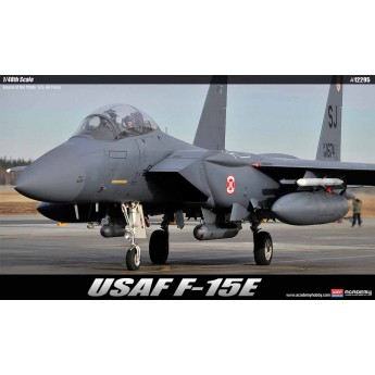 Academy 12295 Сборная модель самолета F-15E (1:48)