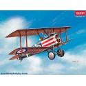Academy 12447 Сборная модель самолета SOPWITH CAMEL WWI FIGHTER (1:72)