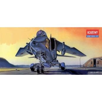 Academy 12455 Сборная модель самолета MiG-27 FLOGGER-D (1:72)