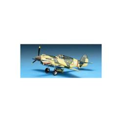 Academy 12456 Сборная модель самолета CURTISS P-40B TOMAHAWK (1:72)