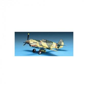 Модель самолета CURTISS P-40B TOMAHAWK (1:72)