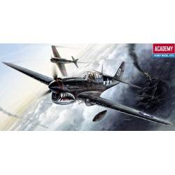 Academy 12465 Сборная модель самолета P-40M/N Warhawk (1:72)