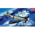 Academy 12466 Сборная модель самолета Tempest V (1:72)